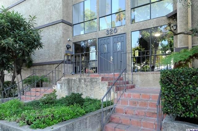 320 E Stocker Street #320, Glendale, CA 91207 (#320008153) :: Vida Ash Properties | Compass
