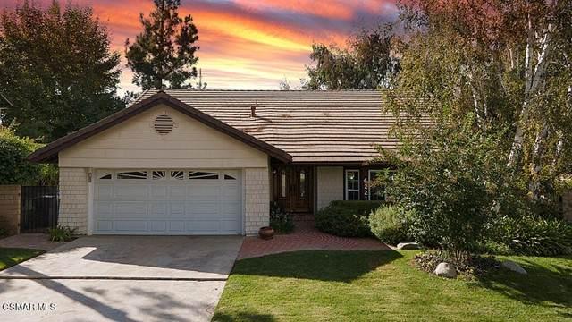 4221 Balcony Drive, Calabasas, CA 91302 (#221005695) :: Vida Ash Properties | Compass