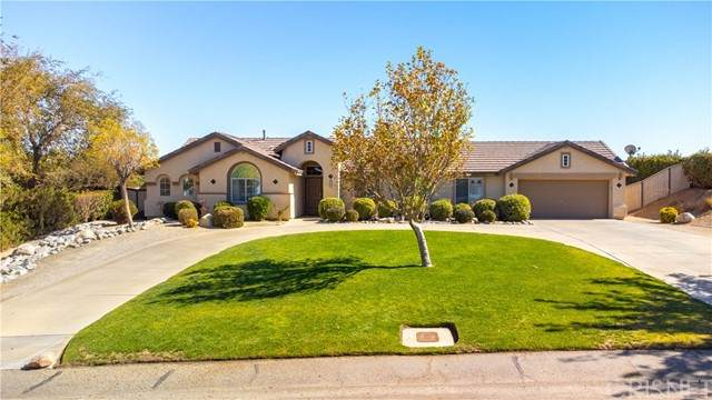 35948 53rd Street E, Palmdale, CA 93552 (#SR21233942) :: Berkshire Hathaway HomeServices California Properties