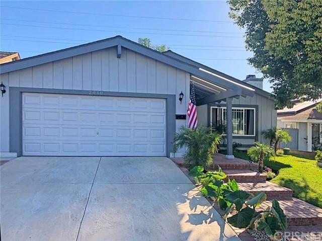 2040 Bolivar Court, Simi Valley, CA 93063 (#SR21233405) :: Berkshire Hathaway HomeServices California Properties