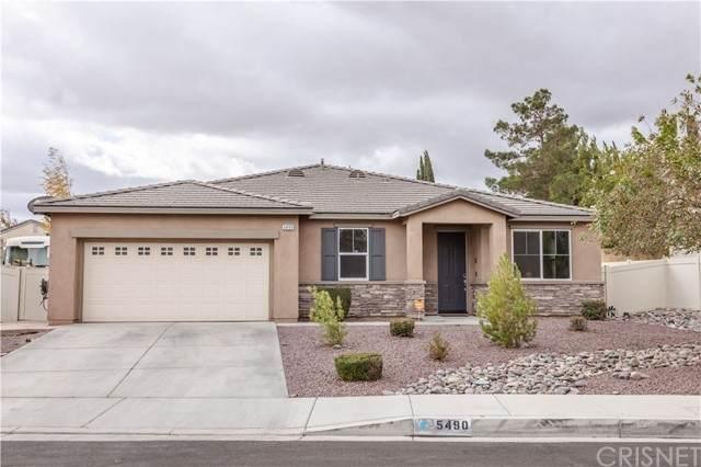 5490 Tulip Drive, Palmdale, CA 93552 (#SR21232478) :: Berkshire Hathaway HomeServices California Properties