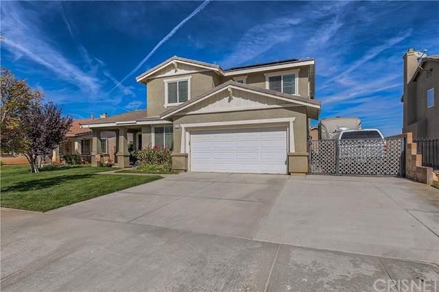 6249 W Avenue J11, Lancaster, CA 93536 (#SR21233829) :: Berkshire Hathaway HomeServices California Properties