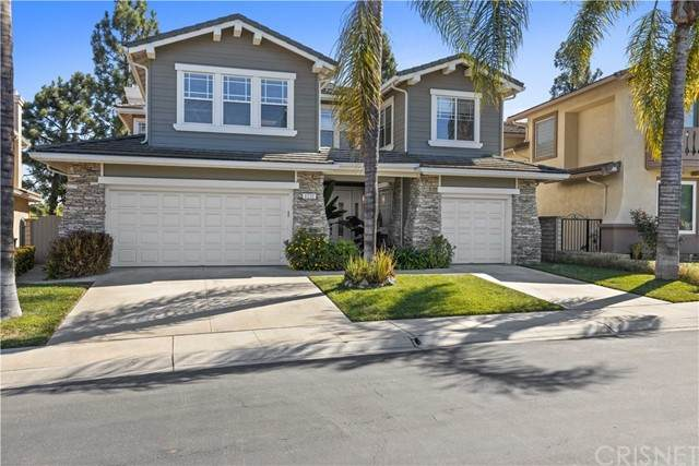 1232 Del Verde Court, Thousand Oaks, CA 91320 (#SR21227139) :: Berkshire Hathaway HomeServices California Properties