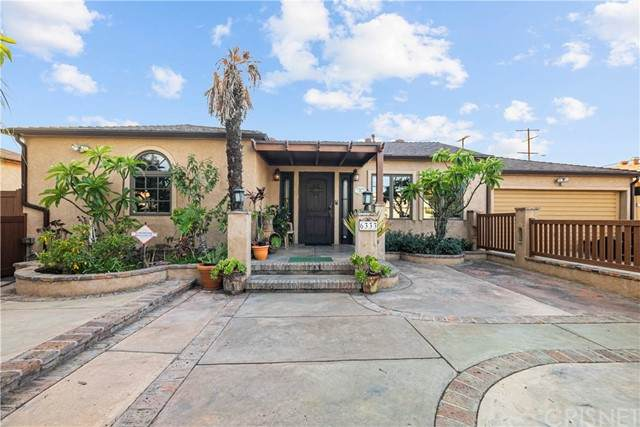 6333 Tujunga Ave, North Hollywood, CA 91606 (#SR21234082) :: Vida Ash Properties   Compass