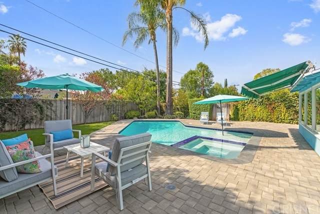 4717 Don Pio Drive, Woodland Hills, CA 91364 (#SR21233694) :: Vida Ash Properties | Compass