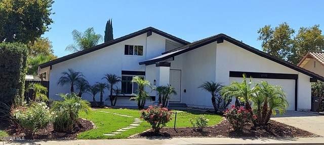 2770 W Panamint Court, Westlake Village, CA 91362 (#221005703) :: Mark Moskowitz Team | Keller Williams Westlake Village