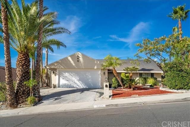 27411 Garza Drive, Saugus, CA 91350 (#SR21233881) :: Vida Ash Properties | Compass