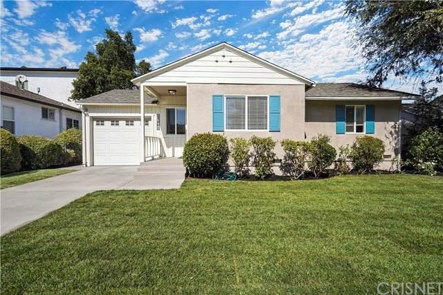 17801 Collins Street, Encino, CA 91316 (#SR21234344) :: The Bobnes Group Real Estate