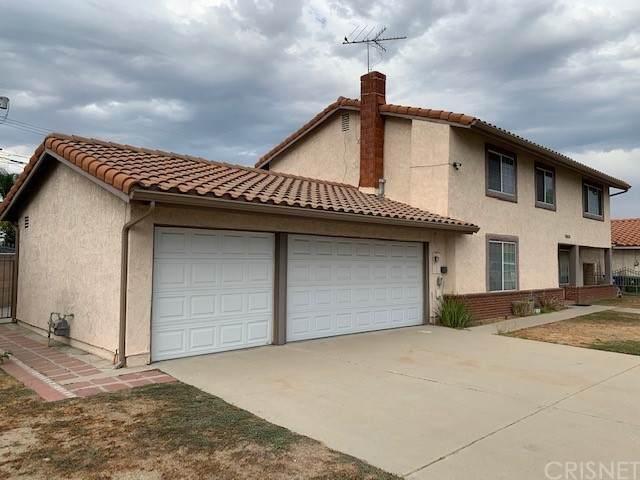 16535 Halsey Street, Granada Hills, CA 91344 (#SR21234191) :: Vida Ash Properties   Compass