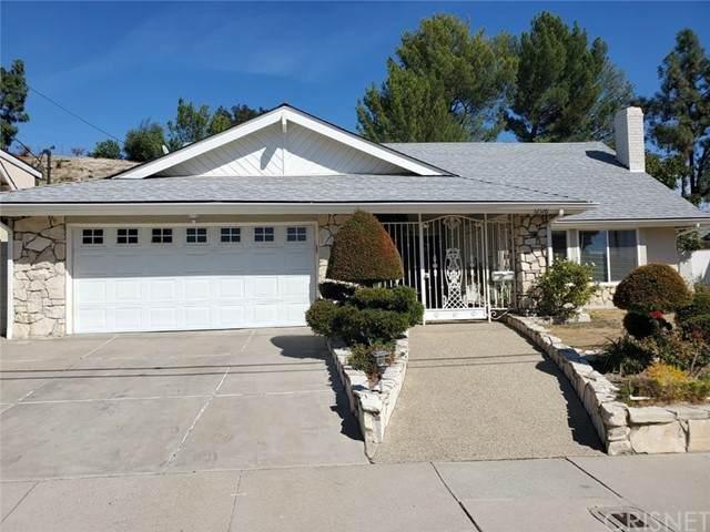 12126 Woodley Avenue, Granada Hills, CA 91344 (#SR21234435) :: Vida Ash Properties   Compass
