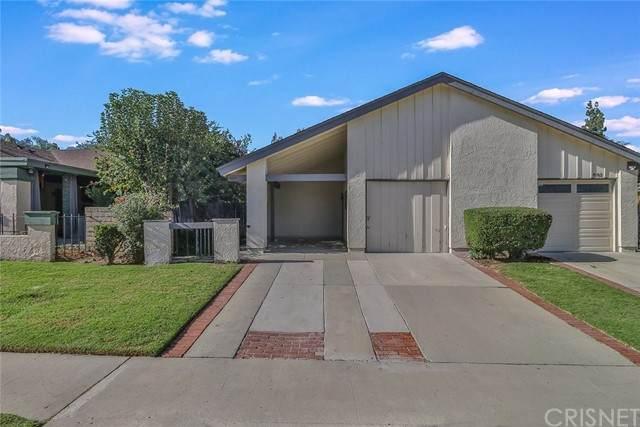 885 Vallejo Avenue, Simi Valley, CA 93065 (#SR21234444) :: Berkshire Hathaway HomeServices California Properties