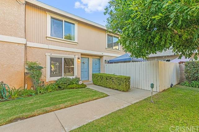 10125 De Soto Avenue #32, Chatsworth, CA 91311 (#SR21234450) :: Berkshire Hathaway HomeServices California Properties
