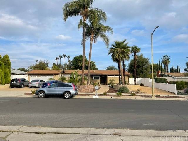 10120 Shoshone Avenue, Northridge, CA 91325 (#SR21234776) :: Mark Moskowitz Team | Keller Williams Westlake Village