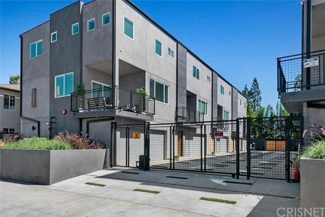 13536 Vanowen Street #1, Valley Glen, CA 91405 (#SR21234922) :: Montemayor & Associates