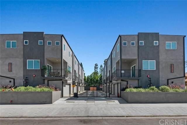 13536 Vanowen Street #2, Valley Glen, CA 91405 (#SR21234973) :: Montemayor & Associates
