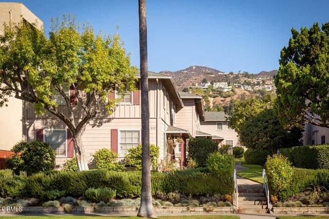 111 W Mountain Street #9, Glendale, CA 91202 (#P1-7223) :: Mark Moskowitz Team | Keller Williams Westlake Village