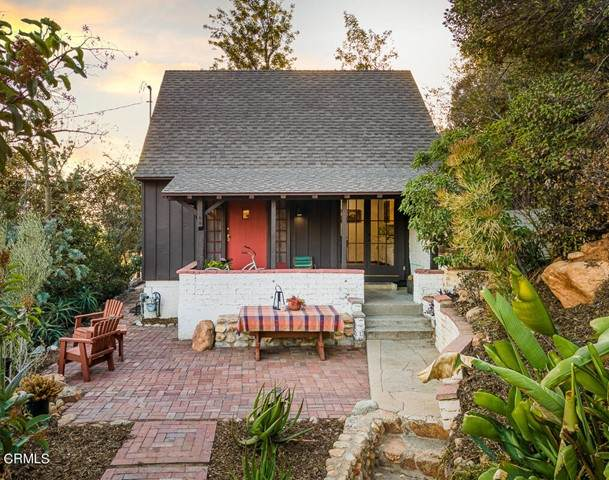 593 Sturtevant Drive, Sierra Madre, CA 91024 (#P1-7224) :: Mark Moskowitz Team | Keller Williams Westlake Village