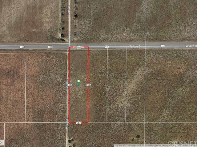 195 St. West And Ave. D (Hwy 138), Fairmont, CA 93536 (#SR17156591) :: TruLine Realty