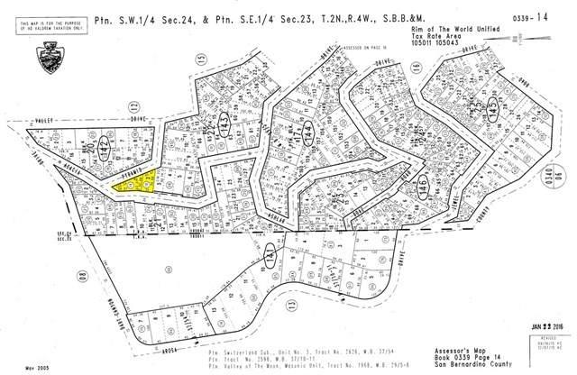 0 Acacia Dr. And Pyramid Drive, Crestline, CA 92325 (#SR17096433) :: The Bobnes Group Real Estate