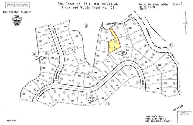 195 John Muir, Lake Arrowhead, CA 92352 (#SR19110463) :: Randy Plaice and Associates