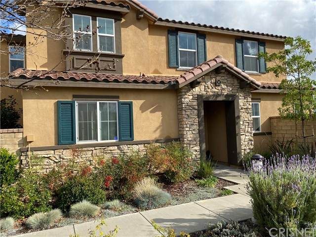 27431 Snowberry Court, Saugus, CA 91350 (#SR20052213) :: Randy Plaice and Associates