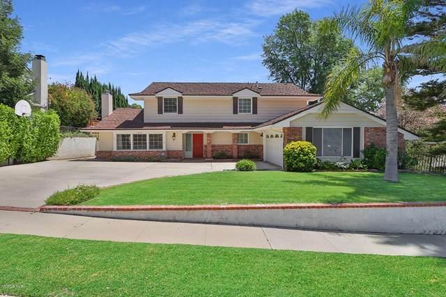 4060 Presidio Drive, Simi Valley, CA 93063 (#220004269) :: TruLine Realty