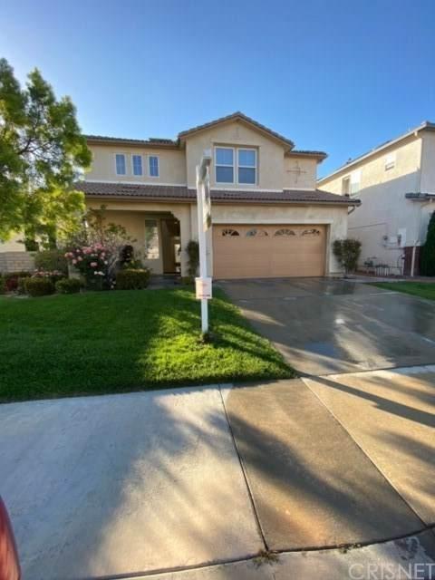 19617 Lanview Lane, Saugus, CA 91350 (#SR20082268) :: Randy Plaice and Associates