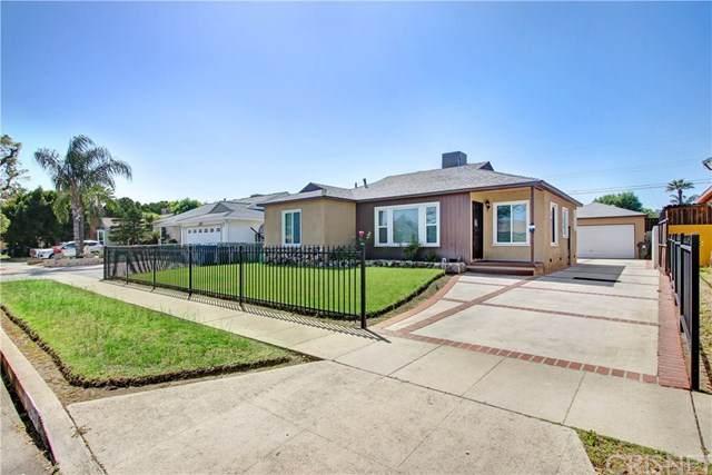 13857 Bromwich Street, Arleta, CA 91331 (#SR20097860) :: Randy Plaice and Associates