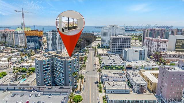 100 Atlantic Avenue #803, Long Beach, CA 90802 (#SR20111875) :: Randy Plaice and Associates