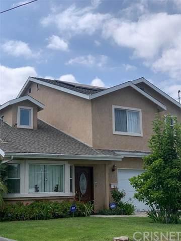 6733 Yolanda Avenue, Reseda, CA 91335 (#SR20116965) :: Randy Plaice and Associates