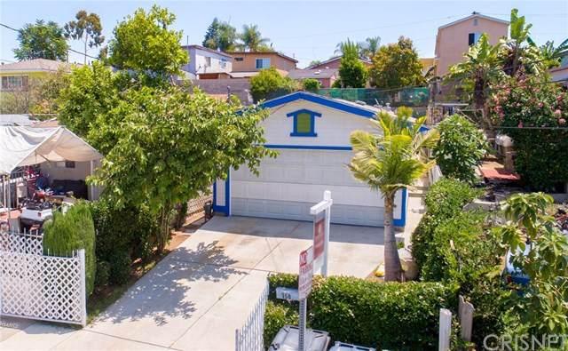 150 S Arizona Avenue, East Los Angeles, CA 90022 (#SR20116220) :: The Parsons Team