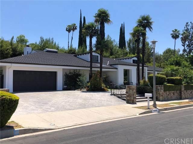 4330 Grimes Place, Encino, CA 91316 (#SR20126534) :: Randy Plaice and Associates