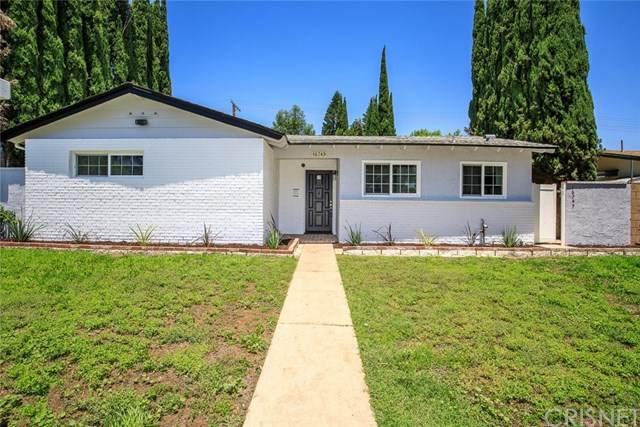 16749 Rinaldi Street, Granada Hills, CA 91344 (#SR20127547) :: SG Associates