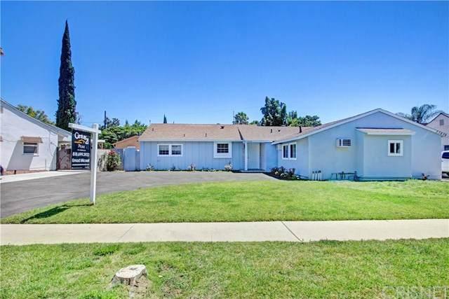 17436 Keswick Street, Northridge, CA 91325 (#SR20127751) :: Randy Plaice and Associates