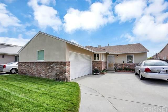 6652 Cleon Avenue, North Hollywood, CA 91606 (#SR20128524) :: Randy Plaice and Associates