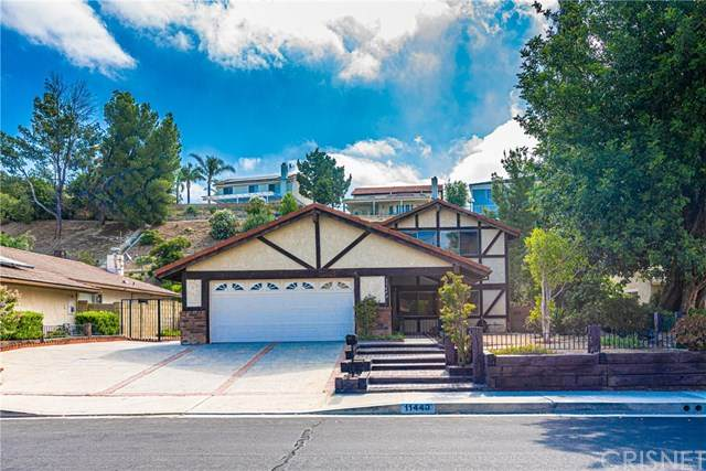 11440 Yolanda Avenue, Porter Ranch, CA 91326 (#SR20129499) :: Randy Plaice and Associates