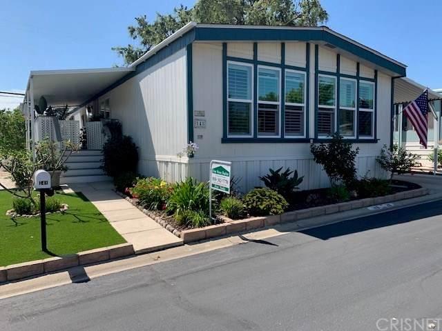 148 Navajo Way, Thousand Oaks, CA 91362 (#SR20137773) :: TruLine Realty