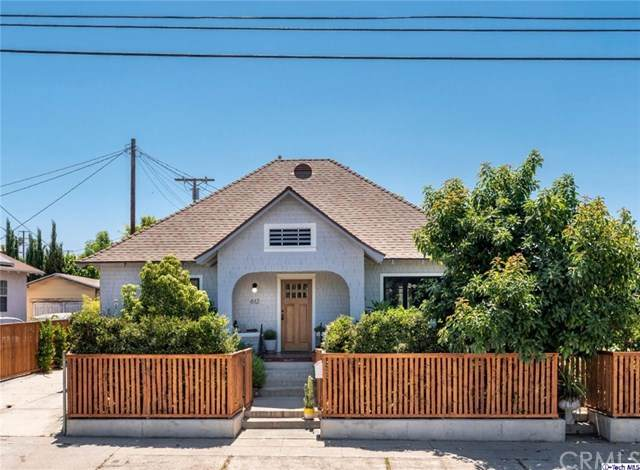 612 N Avenue 64, Highland Park, CA 90042 (#320002423) :: Randy Plaice and Associates