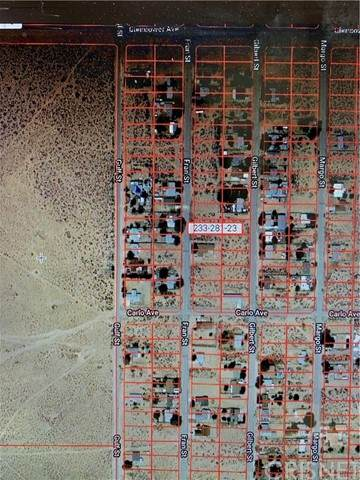 0 Fran St, Edwards, CA 93523 (#SR20143972) :: The Grillo Group