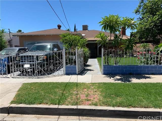 1422 Pico Street, San Fernando, CA 91340 (#SR20148931) :: Randy Plaice and Associates