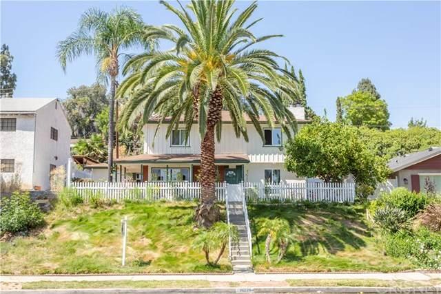 16229 Plummer Street, Northridge, CA 91343 (#SR20155267) :: Randy Plaice and Associates