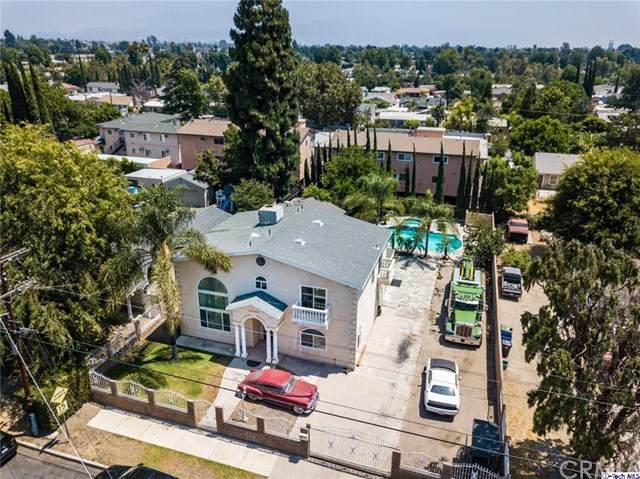 6616 Nagle Avenue, Valley Glen, CA 91401 (#320002699) :: Randy Plaice and Associates