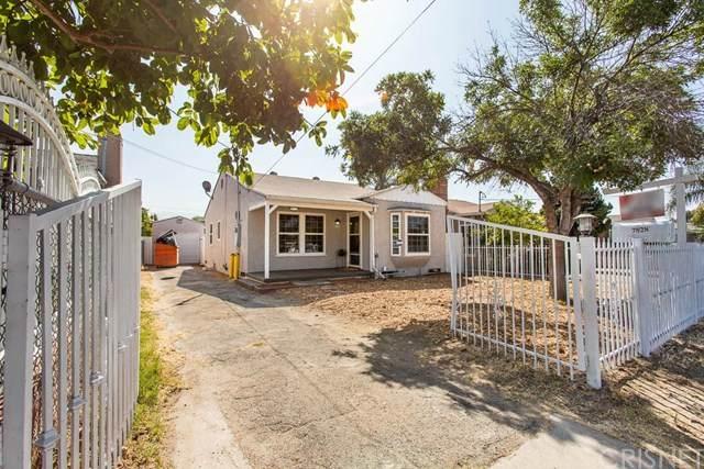 7828 Sancola Avenue, Sun Valley, CA 91352 (#SR20165395) :: Randy Plaice and Associates