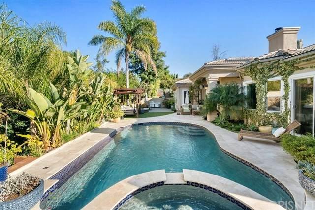 21431 Chagall Road, Topanga, CA 90290 (#SR20169153) :: HomeBased Realty