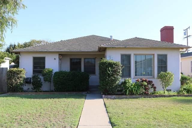 256 W Roderick Avenue, Oxnard, CA 93030 (#V0-220009229) :: HomeBased Realty