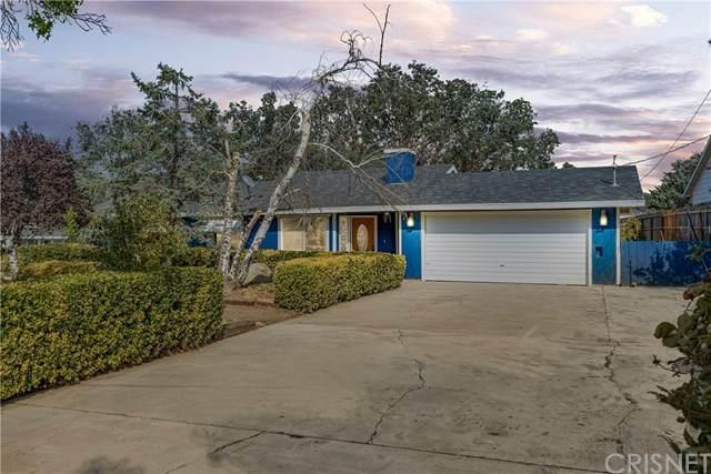 22940 Rim Way, Tehachapi, CA 93561 (#SR20188605) :: TruLine Realty