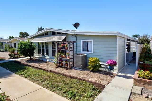 189 Rancho Adolfo Drive #119, Camarillo, CA 93012 (#V1-2046) :: TruLine Realty