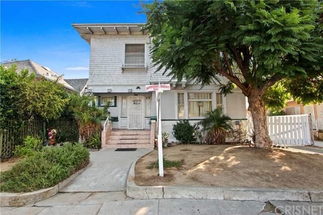 1138 S Kenmore Avenue, Los Angeles, CA 90006 (#SR20225060) :: Vida Ash Properties | Compass