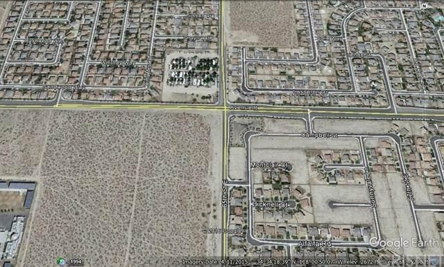 6300 E Ave R Vic Of 65th Str, Pearland, CA 93553 (#SR20196914) :: Montemayor & Associates