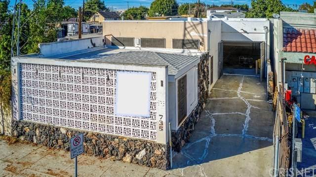 735 E Hyde Park Boulevard, Inglewood, CA 90302 (#SR20235795) :: Berkshire Hathaway HomeServices California Properties